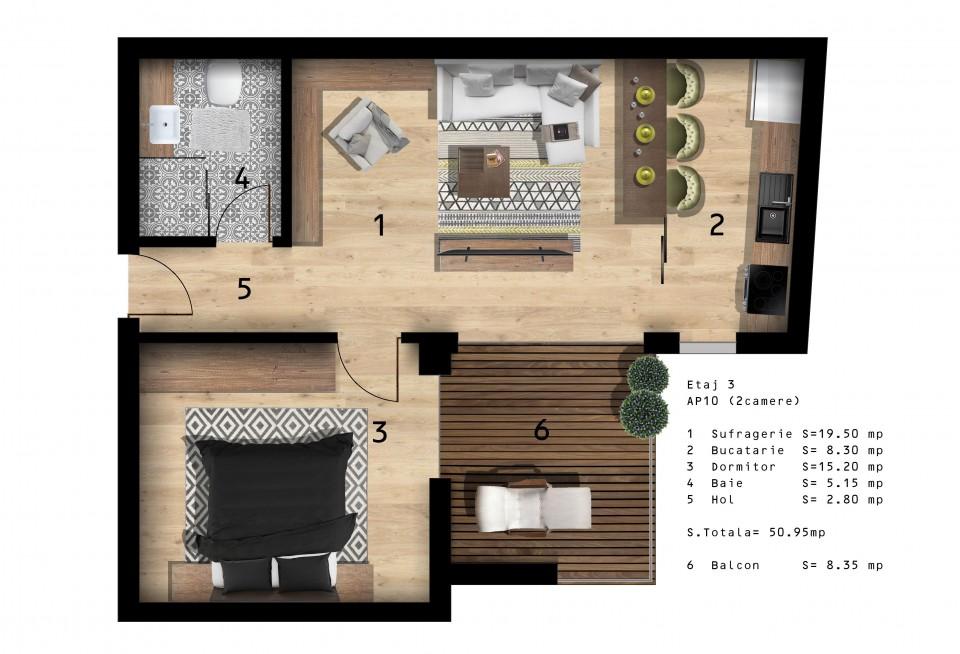 Cumpărare Apartament Stefan cel Mare